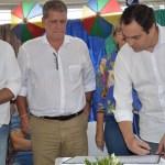 Governador visita Bom Jardim, Surubim e Casinhas; Paulo Câmara autorizou obras para a região
