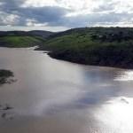 Barragem de Jucazinho começa a receber água das chuvas ocorridas em Brejo da Madre de Deus