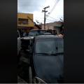 Motorista sofre crise convulsiva e provoca acidente no Centro de Surubim