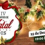 Cantata de Natal será realizada nesta quarta-feira (25) na Praça Dídimo Carneiro