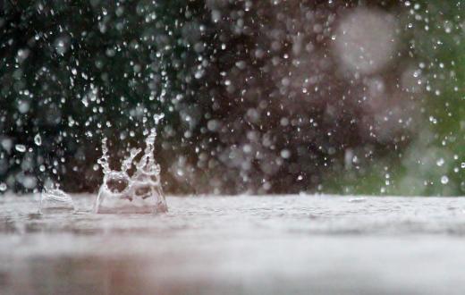 Cidades da região registram chuvas acima de 50 mm no final de semana