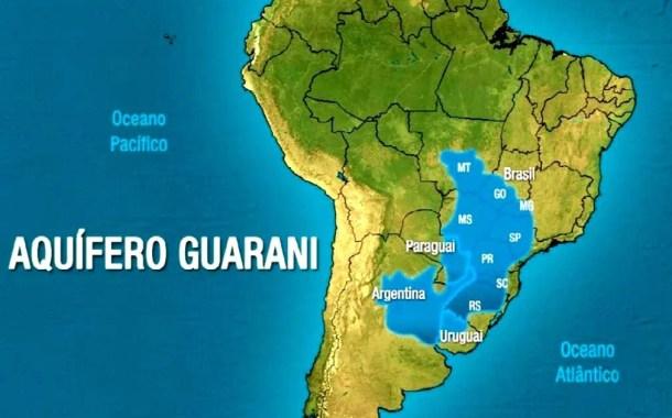 Tentativa de vender Aquífero Guarani mobiliza ativistas ambientais