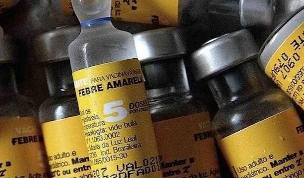 Minas Gerais adota vacinação domiciliar contra febre amarela