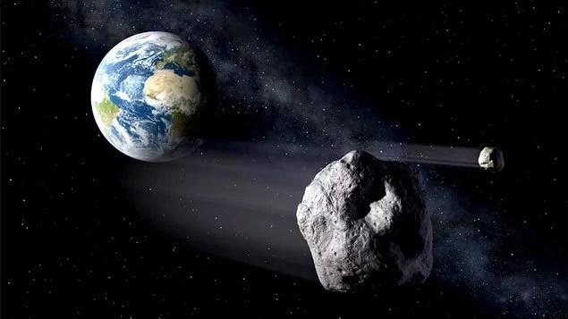 Nasa localiza 613 objetos em órbita próxima à da Terra