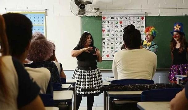SP: estudantes aprendem matemática com truques de mágica