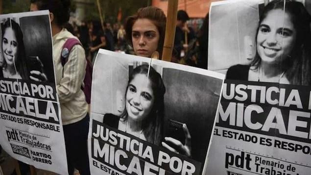 Argentinos voltam às ruas contra feminicídios