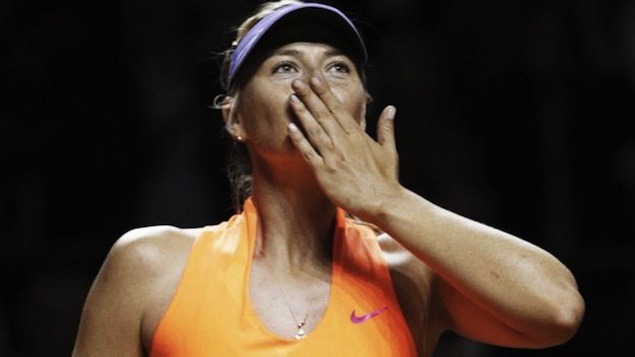 Sharapova não deveria ter permissão para voltar a jogar, diz Bouchard