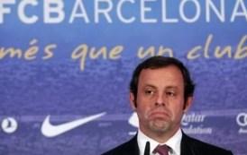 Operação prende ex-presidente do Barcelona em investigação de corrupção