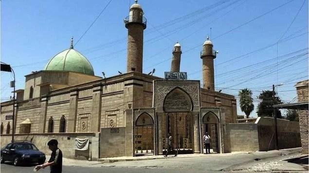 EI causa choque e revolta em Mossul ao destruir mesquita histórica