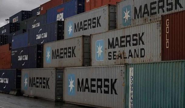 Dinamarquesa Maersk introduz sistema de segurança após ataque cibernético
