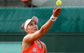 Tenista brasileira, Bia Haddad disputa o título da WTA neste domingo