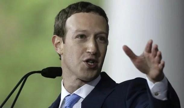 Zuckerbergespera tranquilizar parlamentares dos EUA