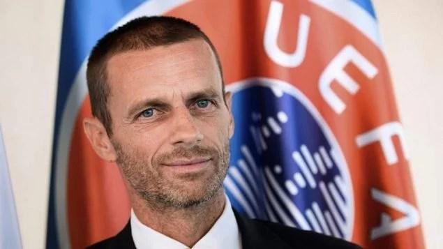 Presidente da Uefa demonstra preocupação com uso do VAR na Copa da Rússia