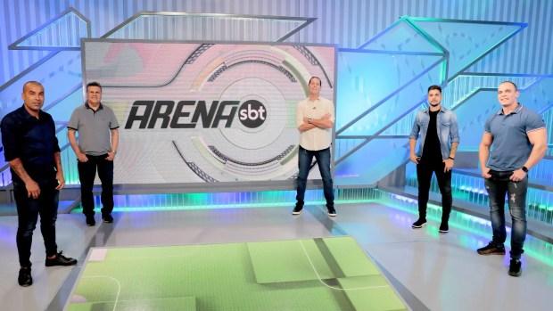 Arena-SBT-SBT Libertadores-Arena SBT Libertadores
