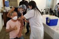 IdososSão RoqueVacinação São Roque Vacinação idosos São Roque