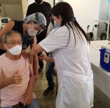 Idosos-São Roque-Vacinação São Roque, Vacinação idosos São Roque