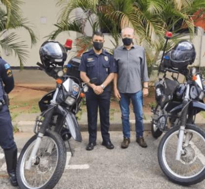 Guarda Municipal - Motos-GCM-Mairinque