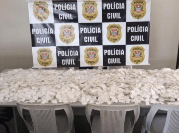 TraficanteDrogaSão RoqueItapevi