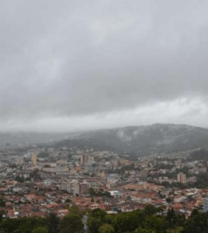 Frio-Tempo em São Roque