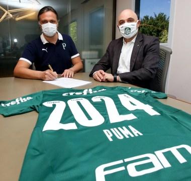 PUMA-Palmeiras-Palmeiras e PUMA