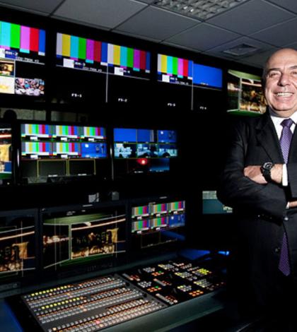 Almicare Dallevo Jr Dono da RedeTVAlmicare Dallevo Jr Rede TV