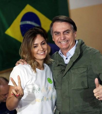BolsonaroMichele BolsonaroCasamento de Bolsonaro