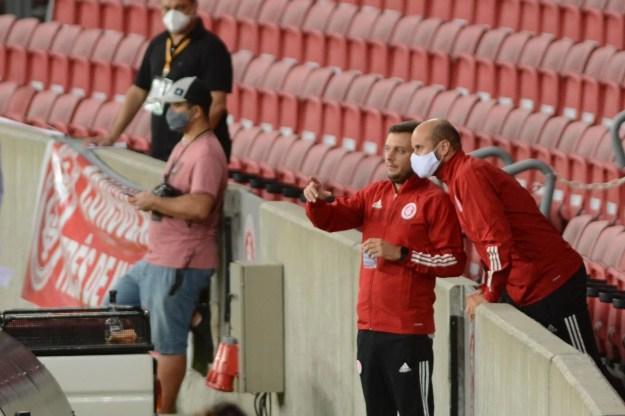 Advogados do Inter devem usar parecer de árbitro para aliviar possível punição a Ramírez
