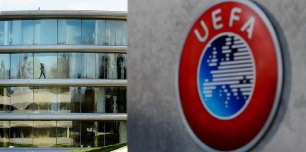 UEFA pune clubes que seguem na Superliga