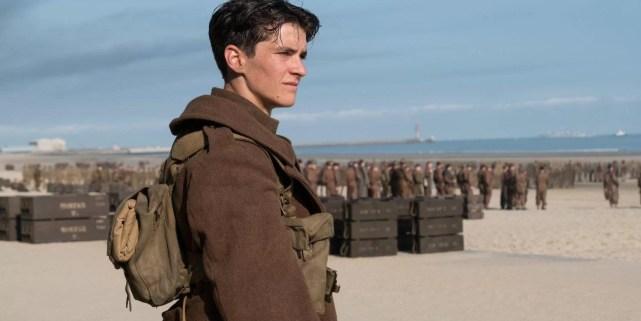 """Dunkirk"""" é uma experiência sensorial de sobrevivência"""