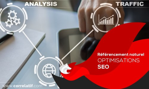 Référencement naturel optimisations SEO