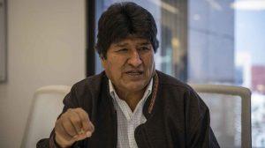 Evo Morales-Bolivia