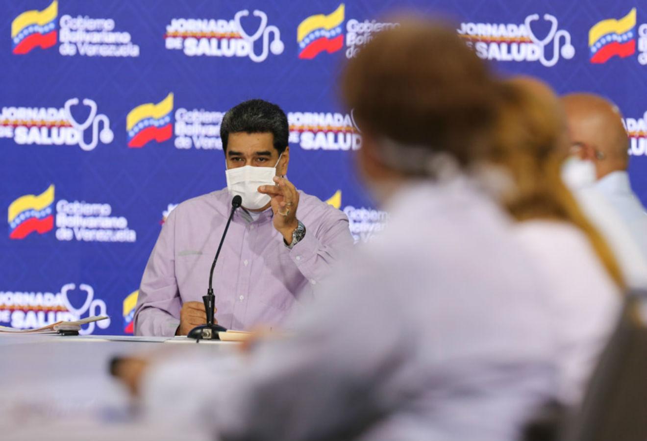 Nicolas-Maduro-ofensiva-covid