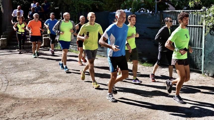 Corsa Rigenerante - la sfida dei 30 giorni
