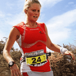 Anna Frost no Azores Trail Run