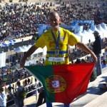 Maratona de Atenas – Crónica
