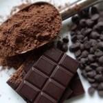 Cacau e chocolate na alimentação do corredor