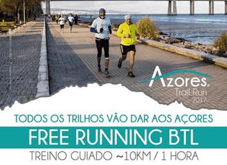 Azores Trail Run - Habilita-te a ganhar uma viagem + estadia + prova nos Açores