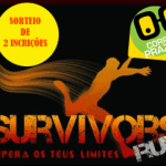Survivers Run – Sorteio de 2 inscrições