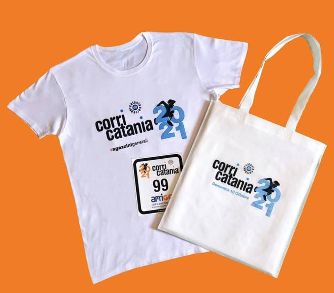 Kit Corri Catania 2021