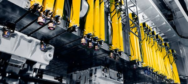 Pascal Quick Due Change (QDC) system, Die Clamp, Die Lifter, Die Roller, Pre-Roller, Travelling Clamps, Control System