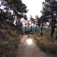 Del Cerro del Castillo a la Golondrina