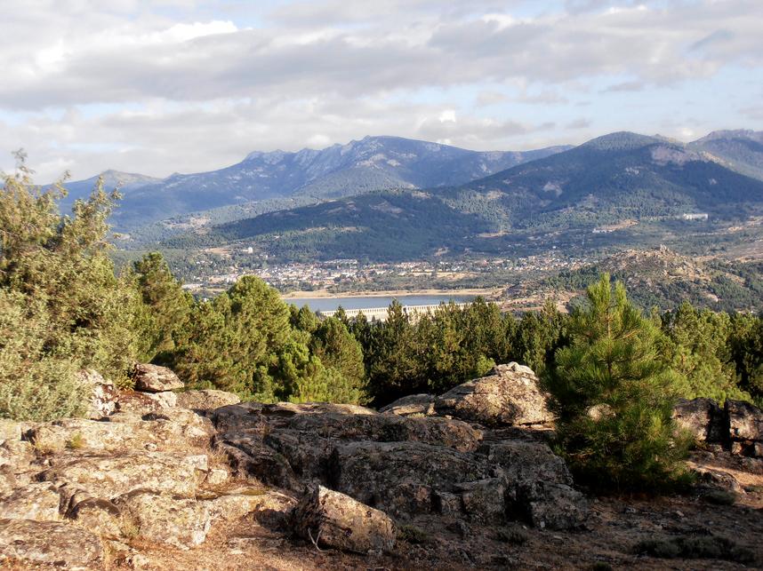Subida al Cerro del Telégrafo