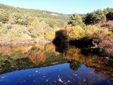 embalses por la Sierra de Guadarrama