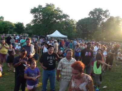 Our Latin Thing - Crotona Park 2014