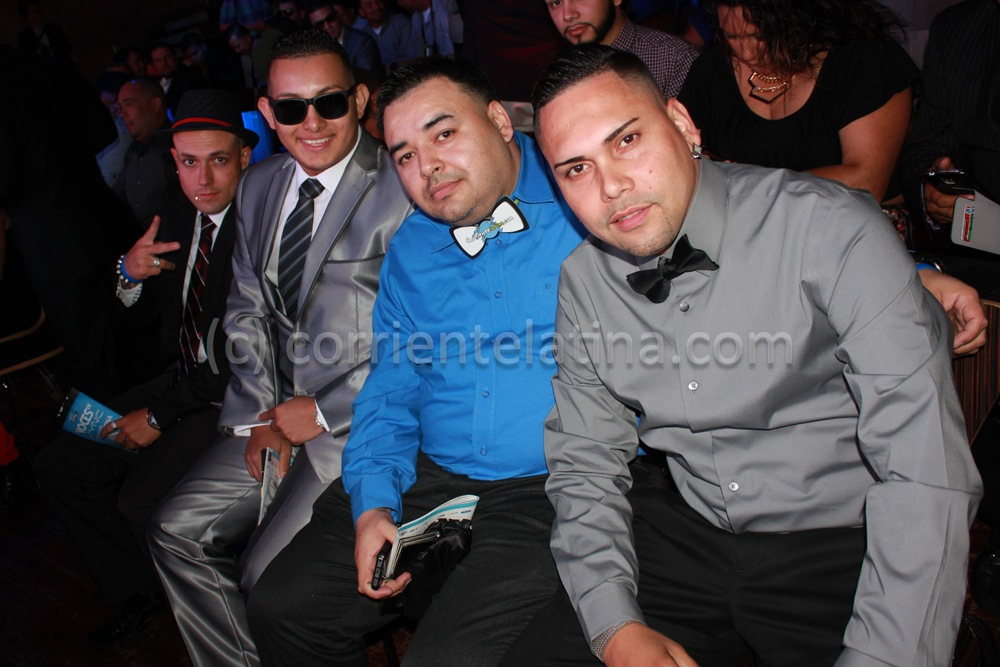 Dj Johnny Miles / DJ C Xclusive / Corrientelatina / Dj Carlito
