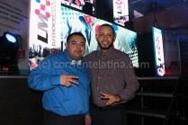 Richard Chiriboga (owner CorrienteLatina.com) / DJ Enemy