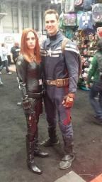 New York ComicCon 2014 - 18