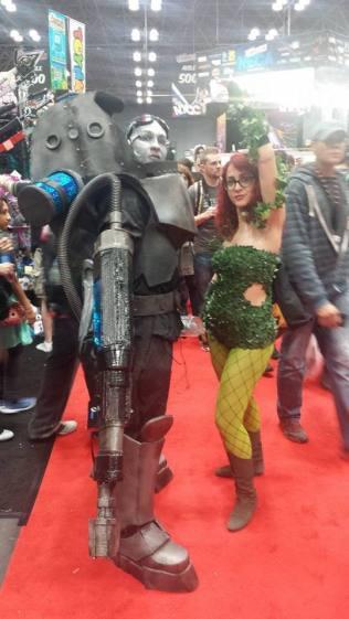 New York ComicCon 2014 - 2