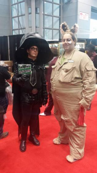 New York ComicCon 2014 - 28