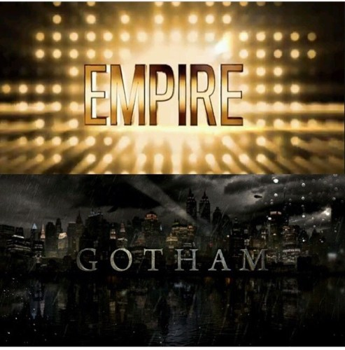 Fox network has extends Gotham and Empire for another season